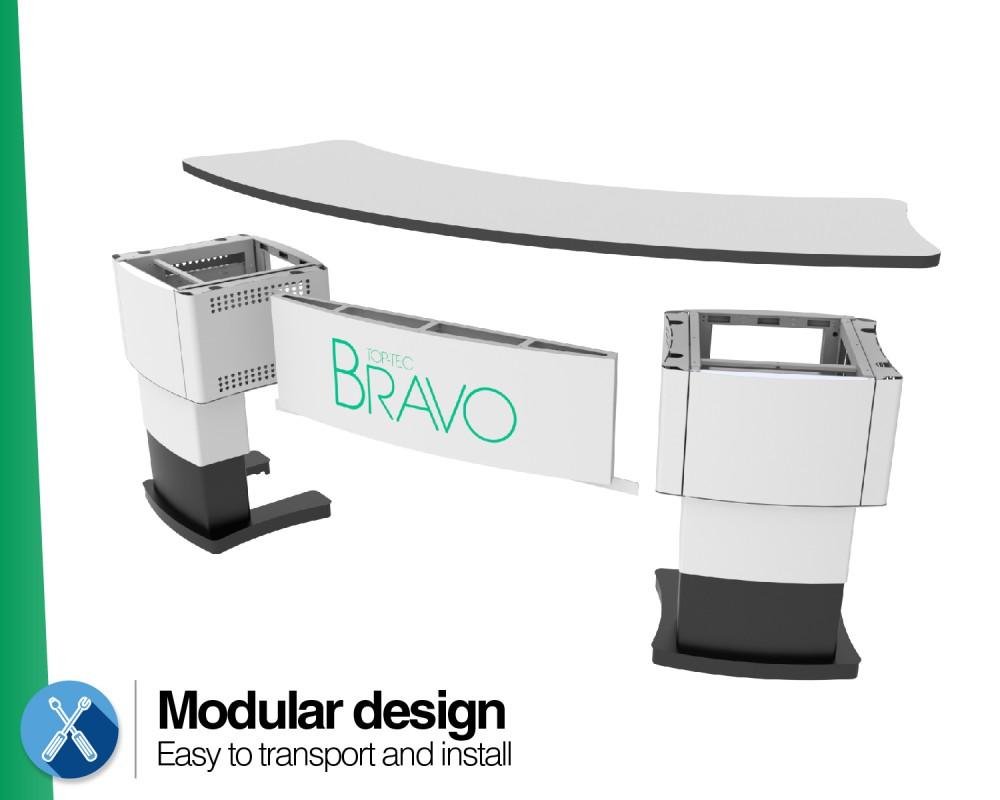 BRAVO DUET - Modular Design