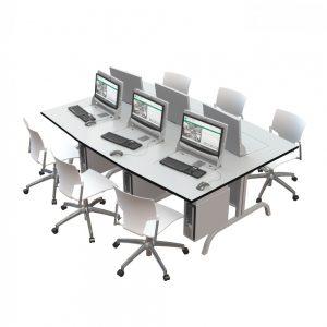 Team & Cluster Desks