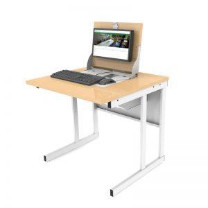 Venus Manual Flip-top Desk