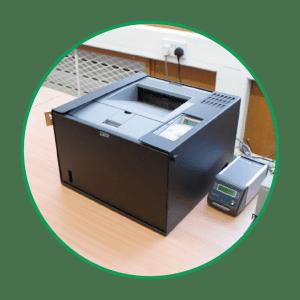 Bespoke Printer Enclosures