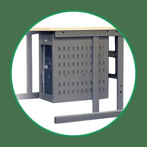 Heavy Duty Computer Enclosures