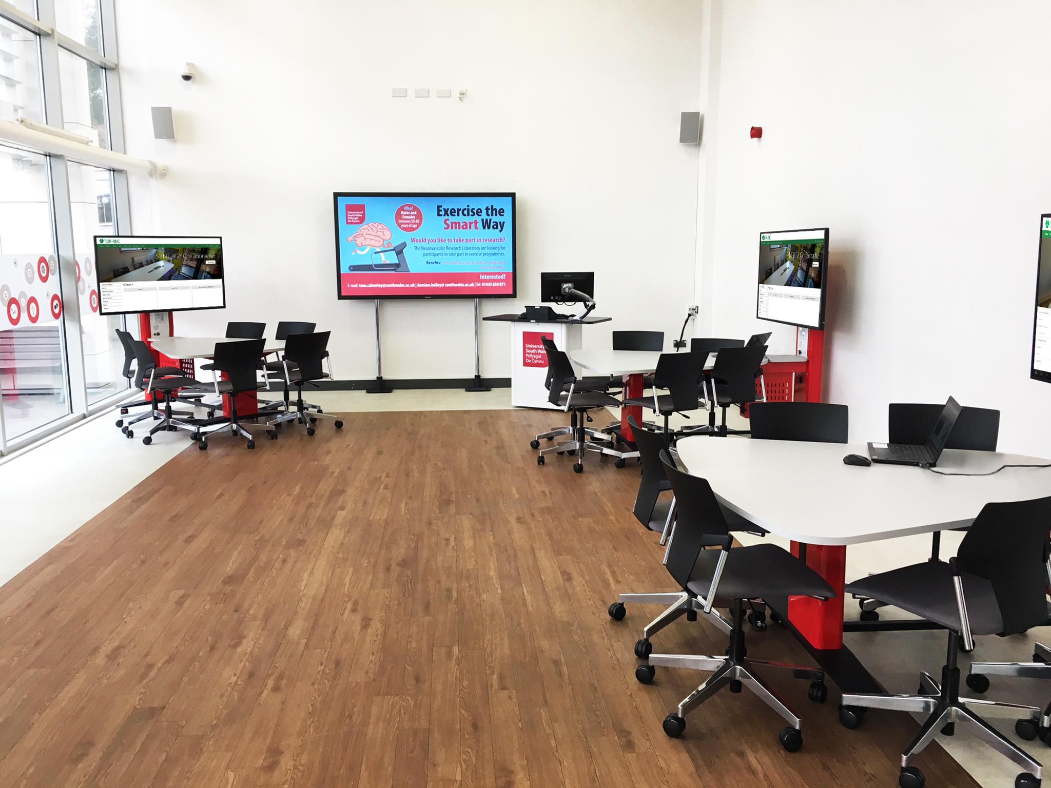 collaborative spaces furniture