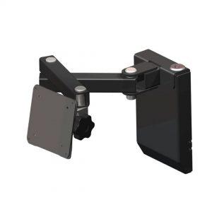 Extending Monitor wall mount
