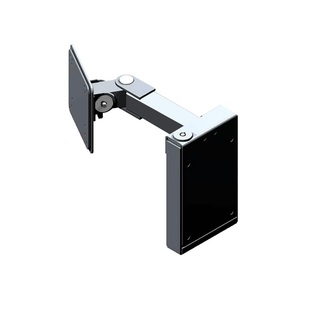 Long monitor wall mount