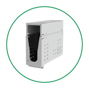 Adjustable PC Security Cage