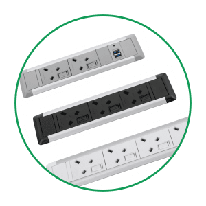 Worktop Power Modules (Collaborative Tables)