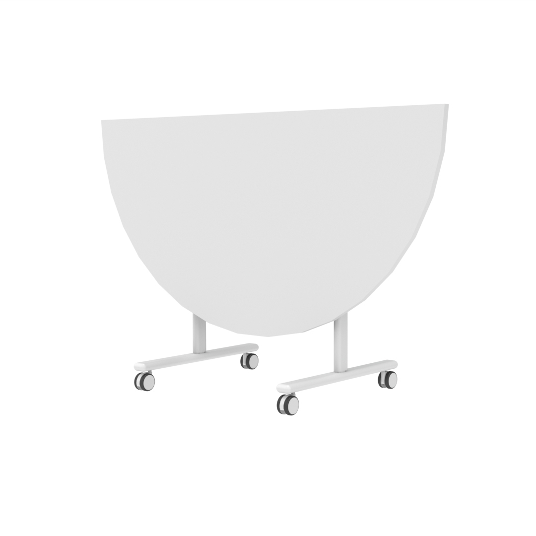 Tilting Table Semi-circular