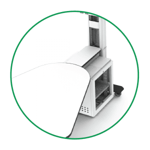 SYNERGY - Under Desk Rack Unit
