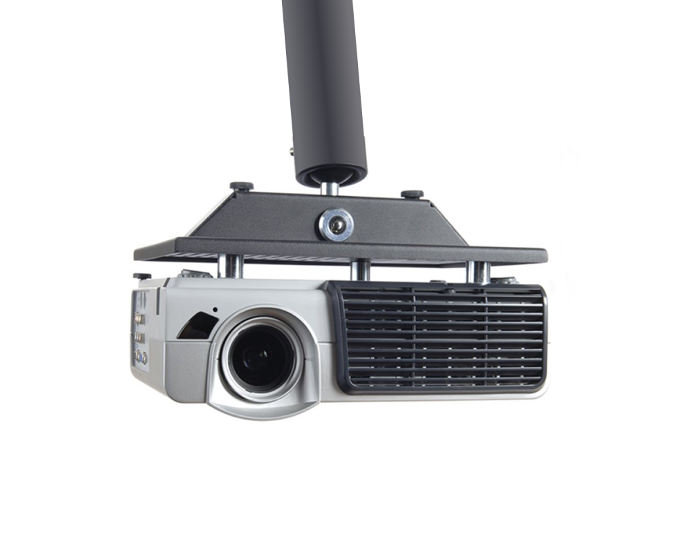 Pluto Secure Plate Projector Mount