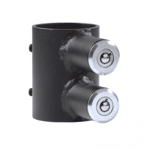Secure column coupler