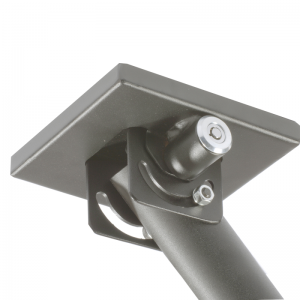 Secure Ceiling Plate with Tilt
