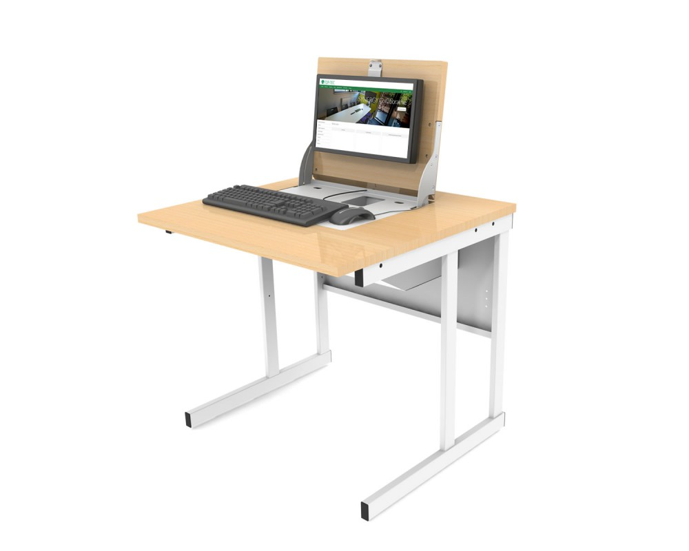 Manual Flip-top Desk