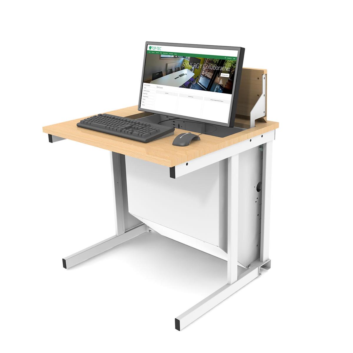 Electric Flip-top Desk