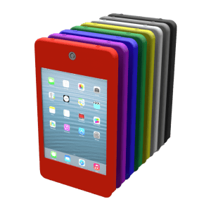 TabDisplay Secre Tablet Housing Colour Range