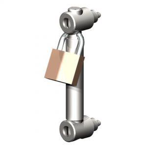 VESA Mounted security Bar