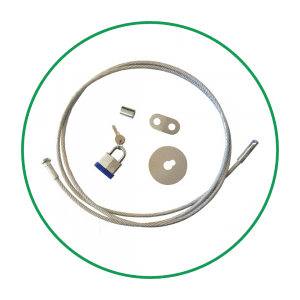iMac Security Cables
