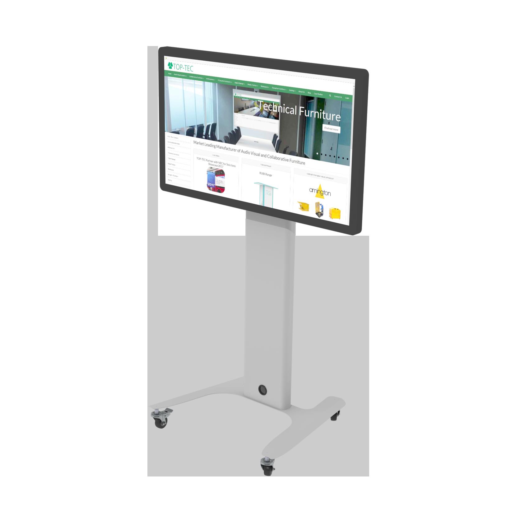 Nova basic screen trolley
