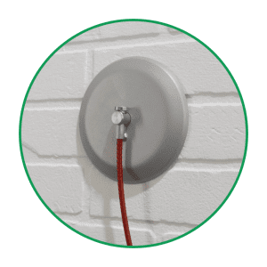 Wall-Mounted Cable Bracket