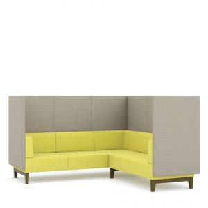 Breakout Furniture L Seat