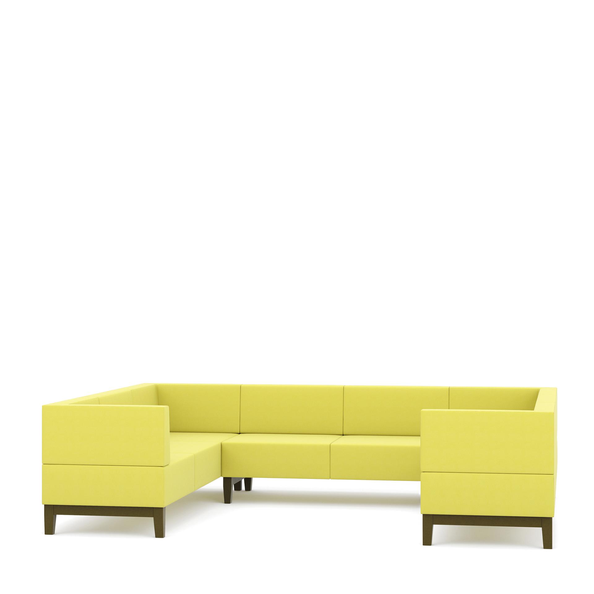 Breakout Furniture U Seat