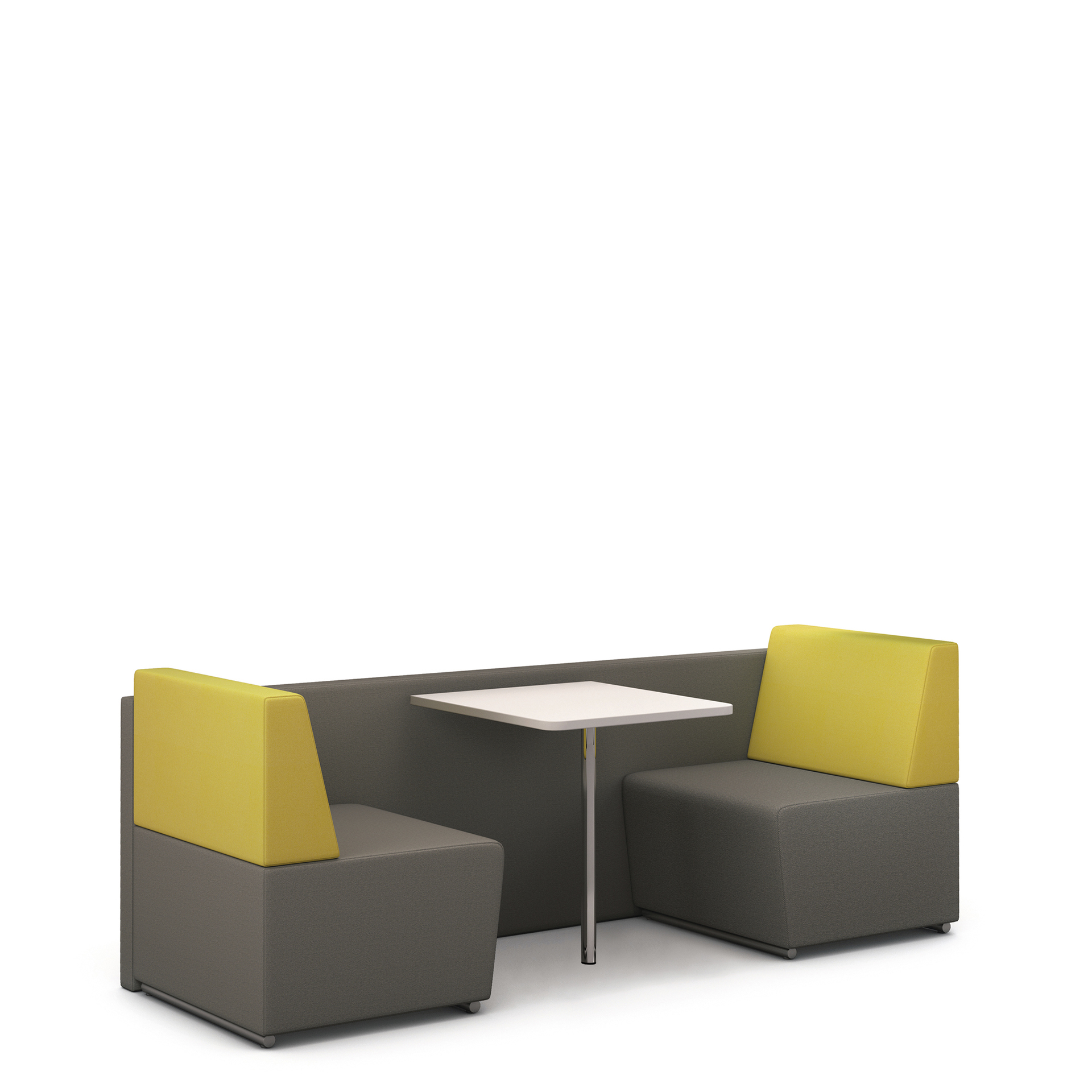 Breakout diner seating 2 seat