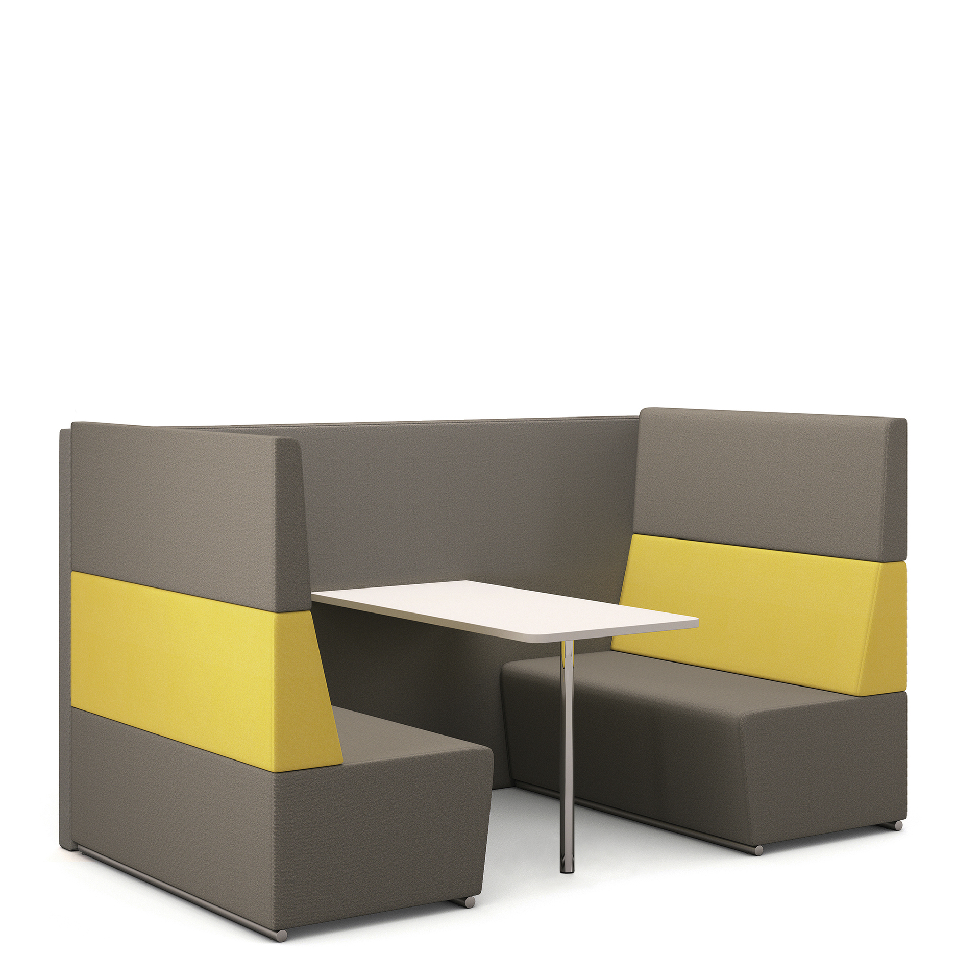 Breakout diner seating 4 Seat